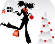Ah, lo shopping natalizio di una volta!
