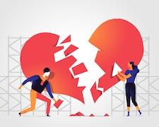 È possibile ricominciare con l'ex partner?