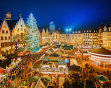 I Weihnachtsmärkte in Germania, che passione!