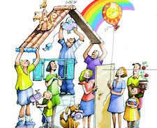 Cohousing: un nuovo trend anche per gli over 50?