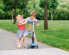 Fratelli e sorelle: una relazione non sempre facile.