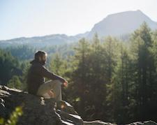"""""""Waldeinsamkeit"""": il sentimento tedesco dello """"stare da soli nel bosco"""""""